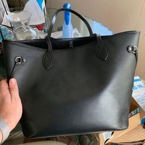 Handbags - Additional photos of Epi Neverfull
